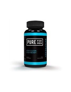 Pure for men capsule per...